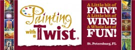 Painting With a Twist - St. Pete logo