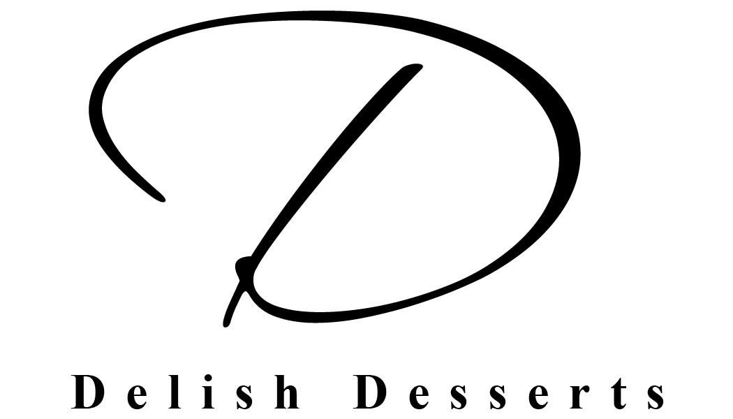 Delish Desserts logo