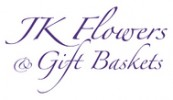 JK Flowers &amp; Gift Baskets logo