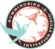 Hummingbird Invitation Studio logo