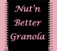 Nut&#039;n Better granola