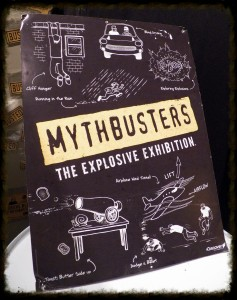 Mythbusters The Explosive Exhibition