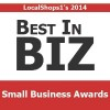 2014 LocalShops Best in Biz