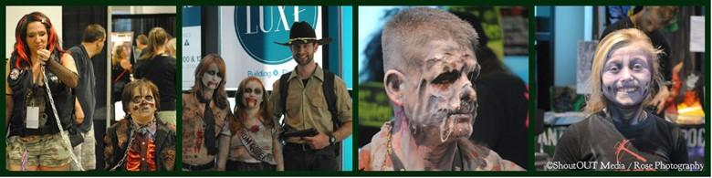 Walker Stalker Con, Atlanta, GA 2014