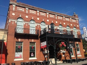 Photo of Centro Building in Ybor City