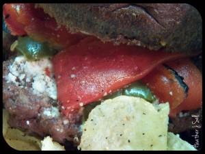 Photo of the Cooper's Candied Burger