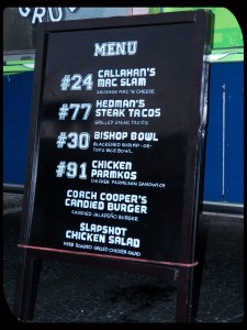 Photo of Give & Grub Menu