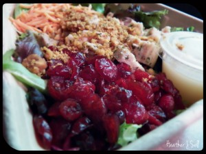 Photo of Slapshot Chicken Salad from Give & Grub