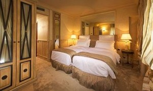 Photo of suite at Hotel Barocco, Rome, Italy