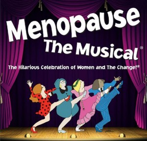 Logo Menopause the Musical