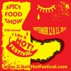 Logo I Like it HOT! Festival