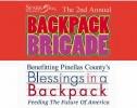 flyer Backpack Brigade Fundraiser