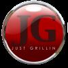 Just Grillin logo