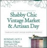 logo Shabby Chic Vintage Market & Artisan Day