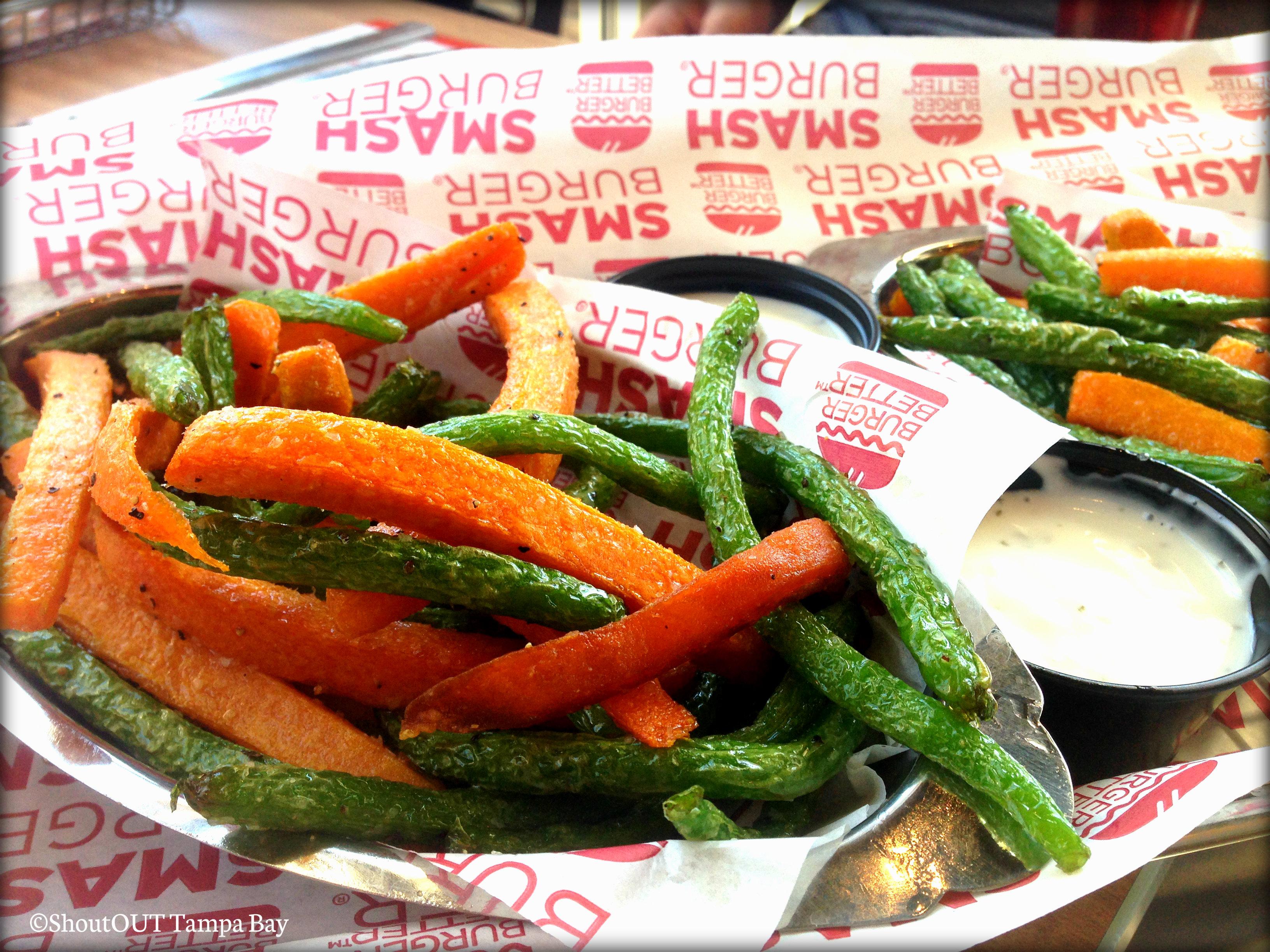 image of Veggie Frites