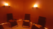 Adult Therapy room  Photo Credit: Salt Serenity Spa