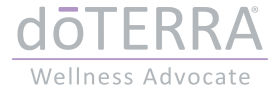 doTERRA Essential Oils logo