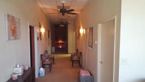 image inside hallway Salt Serenity Spa