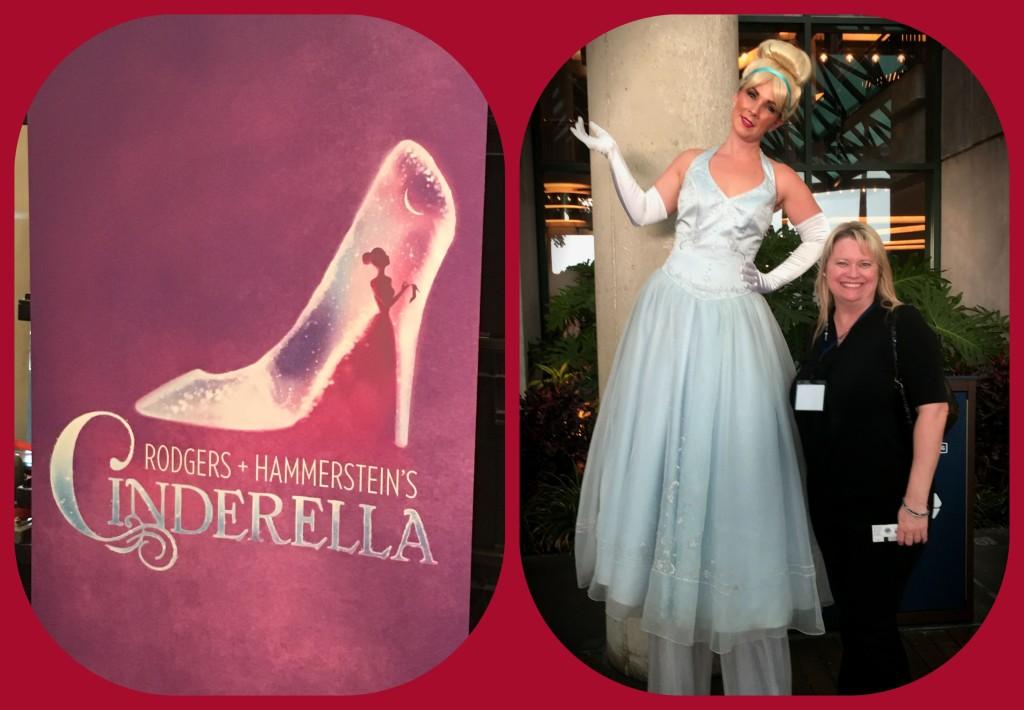 Cinderella Broadway Show