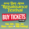 The Bay Area Renaissance Festival logo
