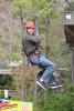 Dana ziplining
