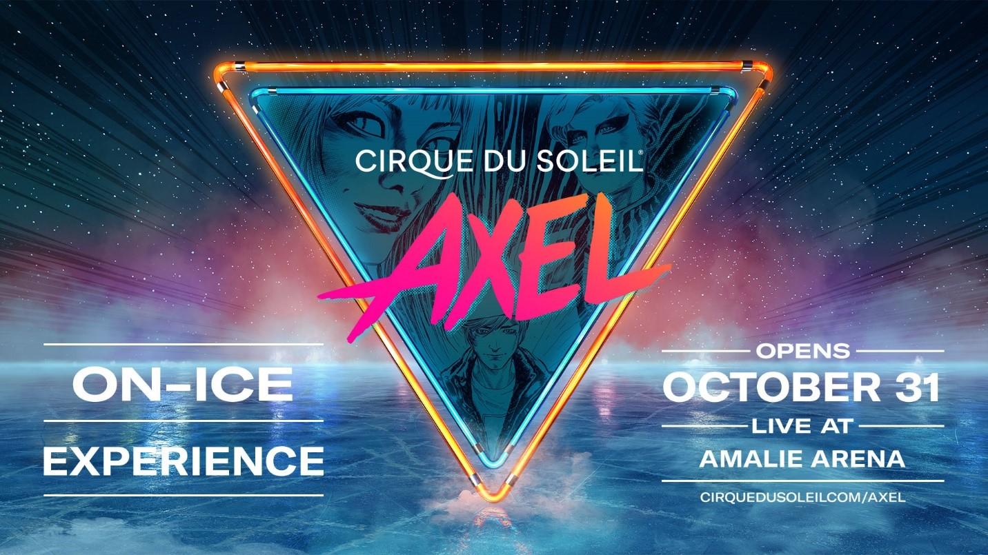 Cirque du Soleil image for AXEL